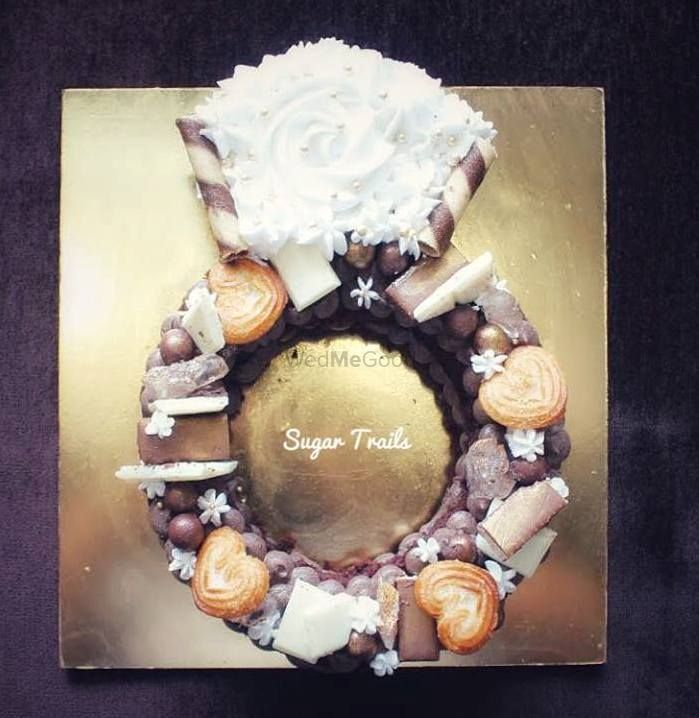 Photo By Sugar Trails - Cake