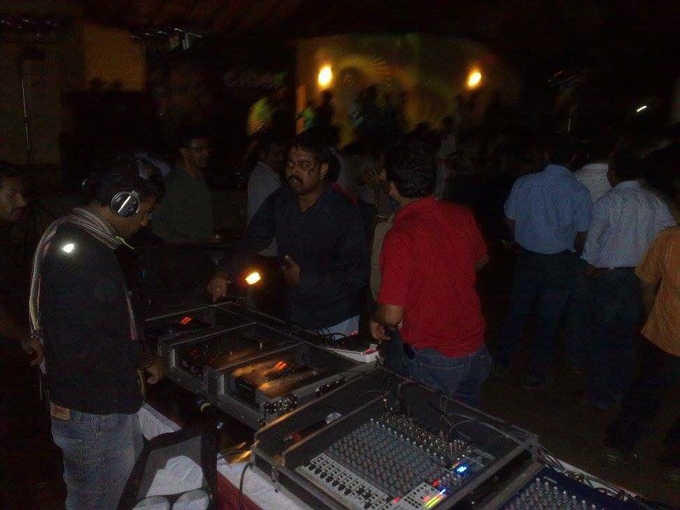 Photo By DJ Anjan - DJs