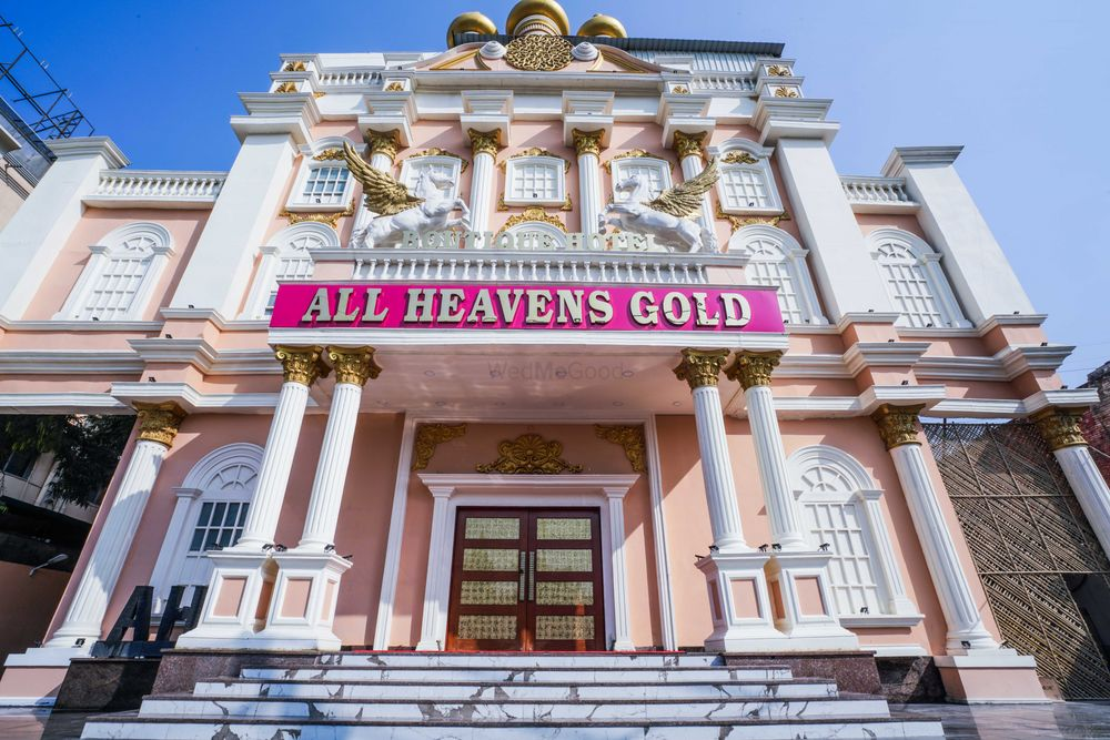 Photo By All Heavens Gold - Venue