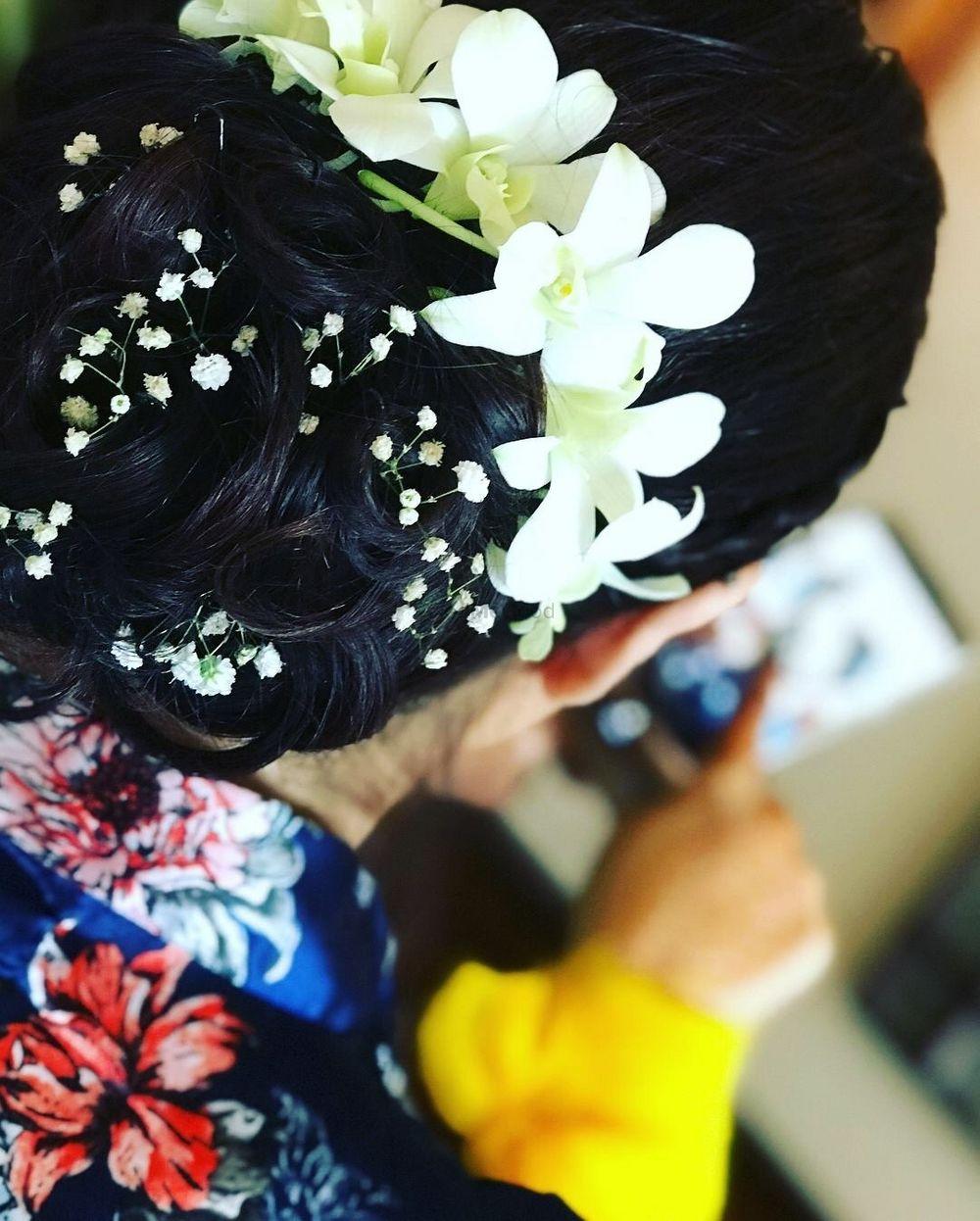 Photo By Monika Dey Makeup and Hair - Bridal Makeup
