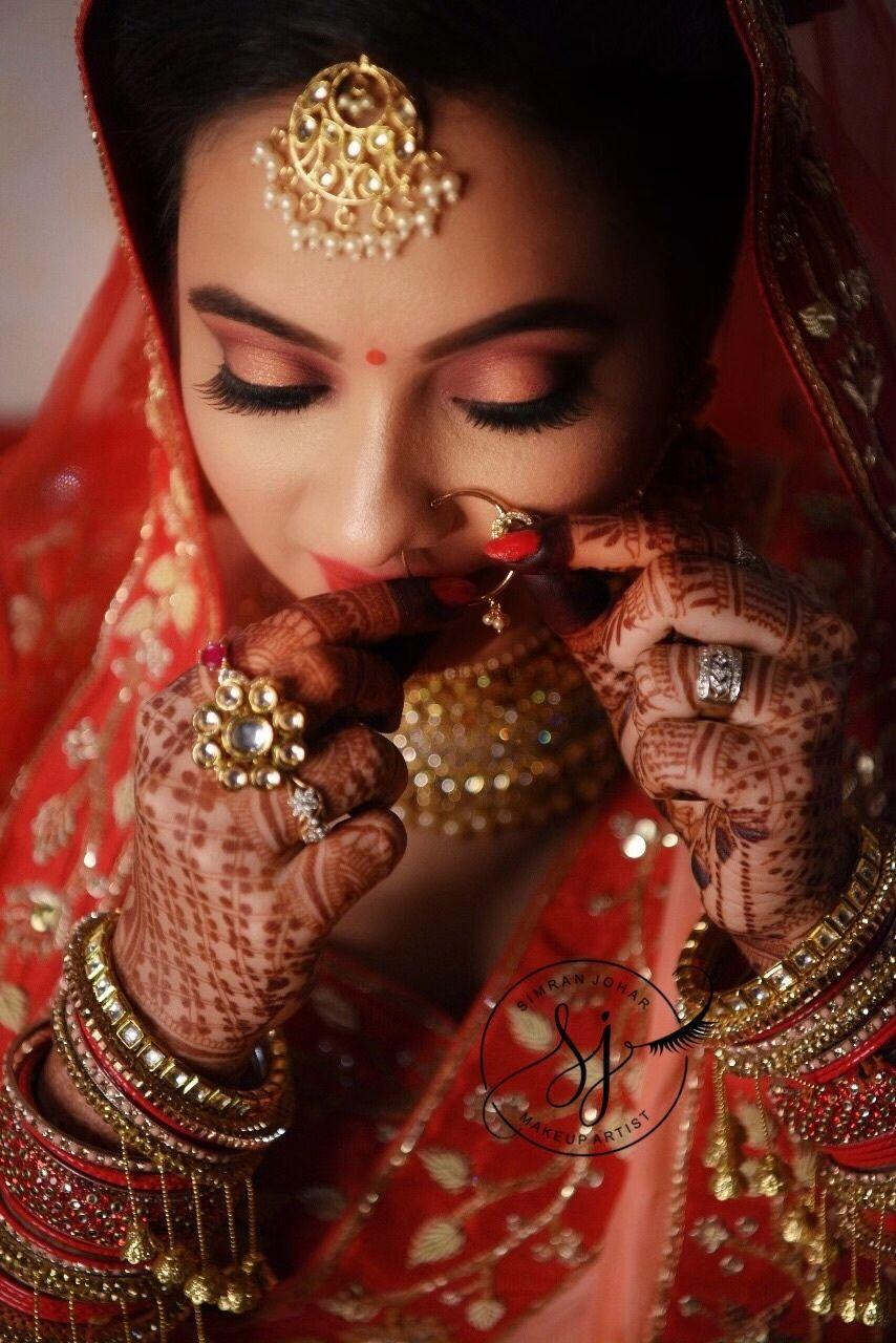 Photo By Makeover by Simran Johar - Bridal Makeup