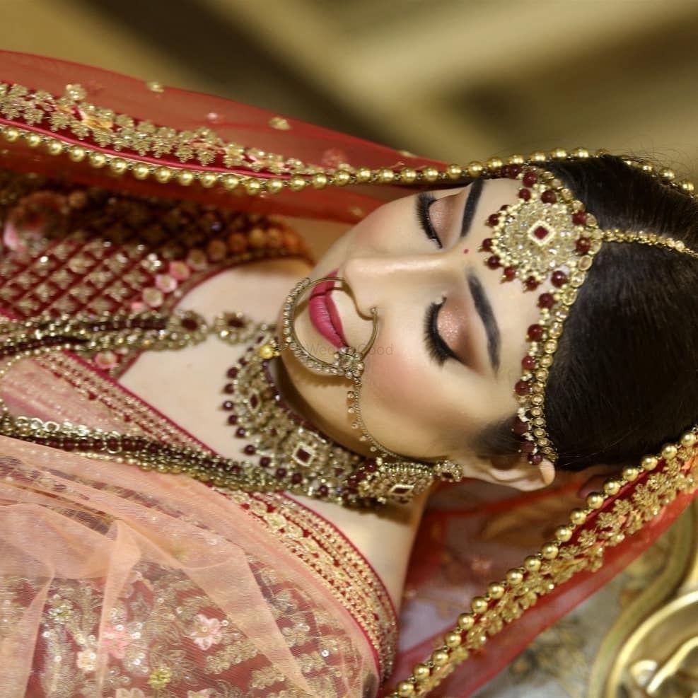 Photo By Makeover by Simran Johar - Bridal Makeup