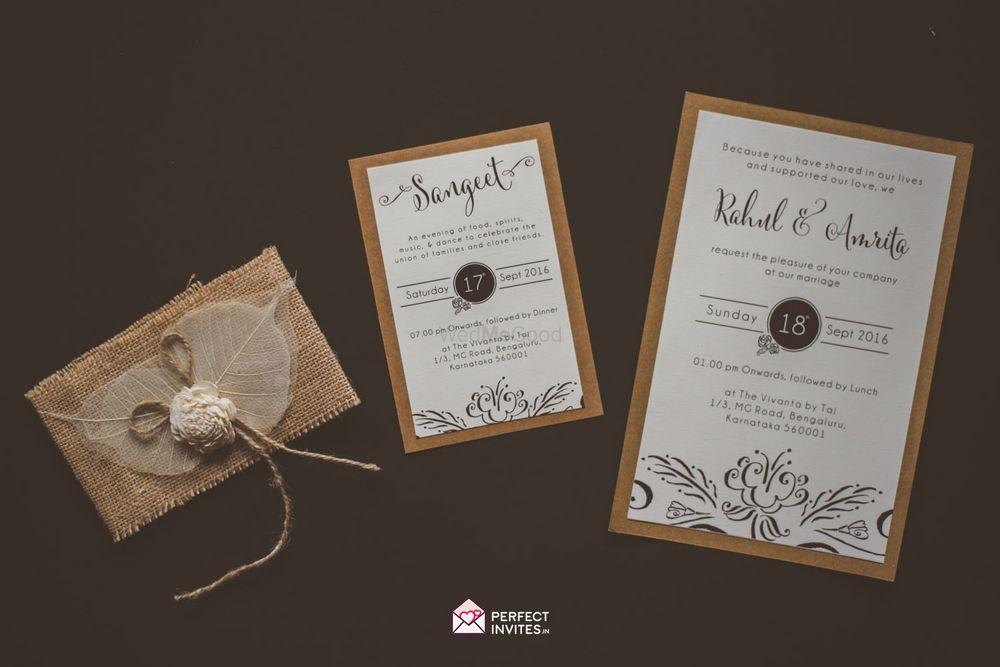 Photo By Perfect Invites - Invitations