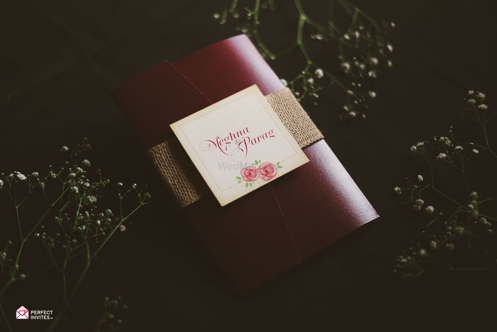 Photo By Perfect Invites - Invitations