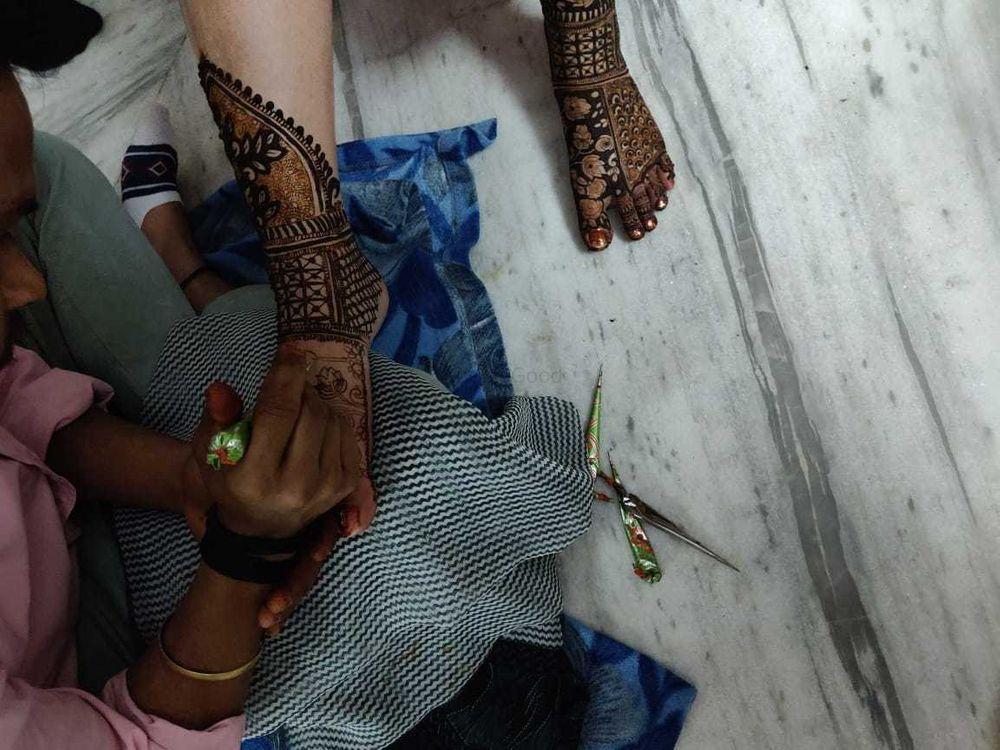 Photo By Ashok Mehendi Art - Mehendi Artist