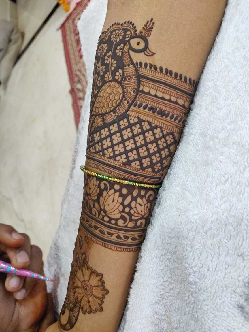 Photo By Ashok Mehendi Art - Mehendi Artist