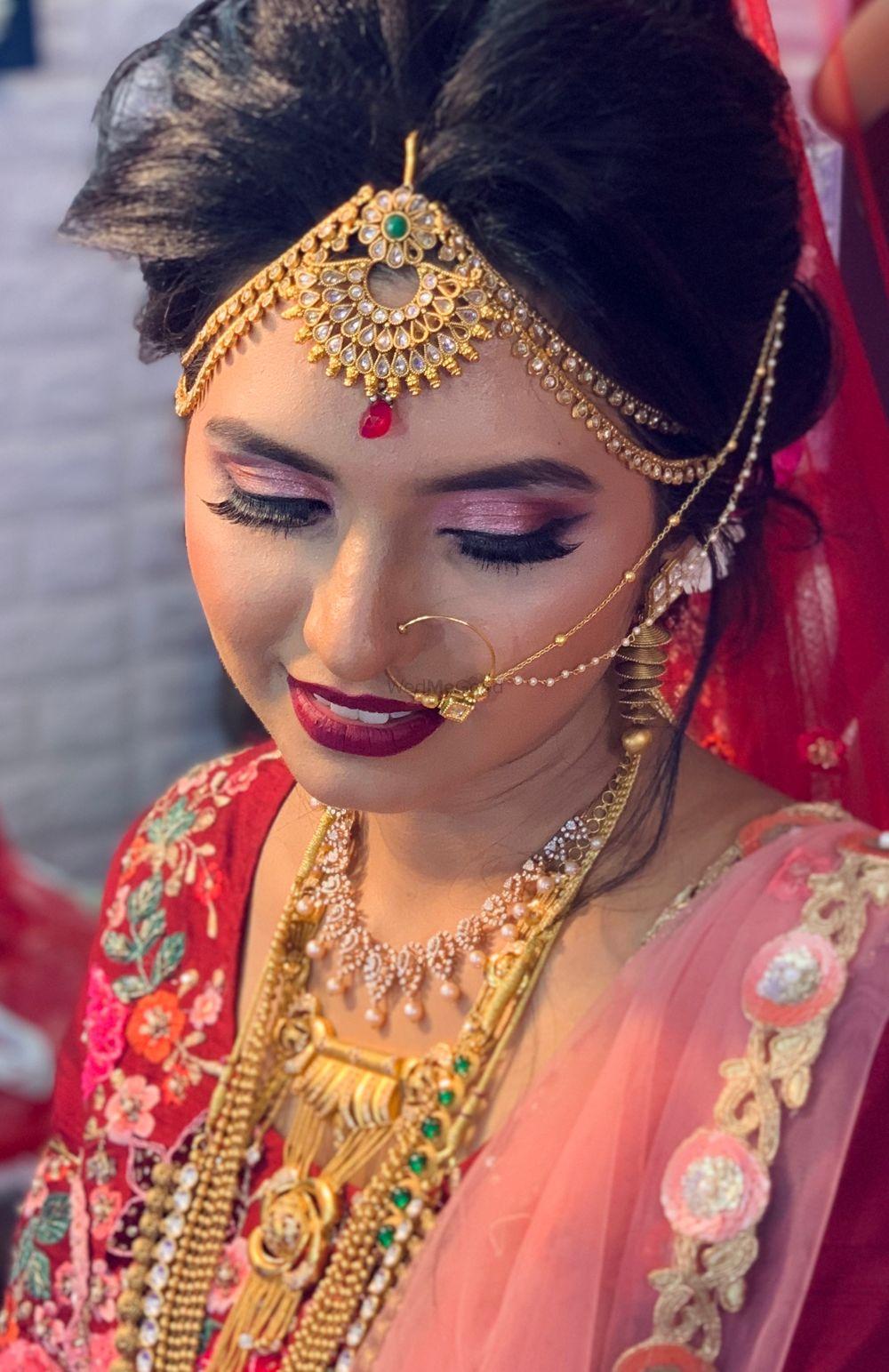 Photo By Harmeet Ghuman Makeup & Hairstylist - Bridal Makeup