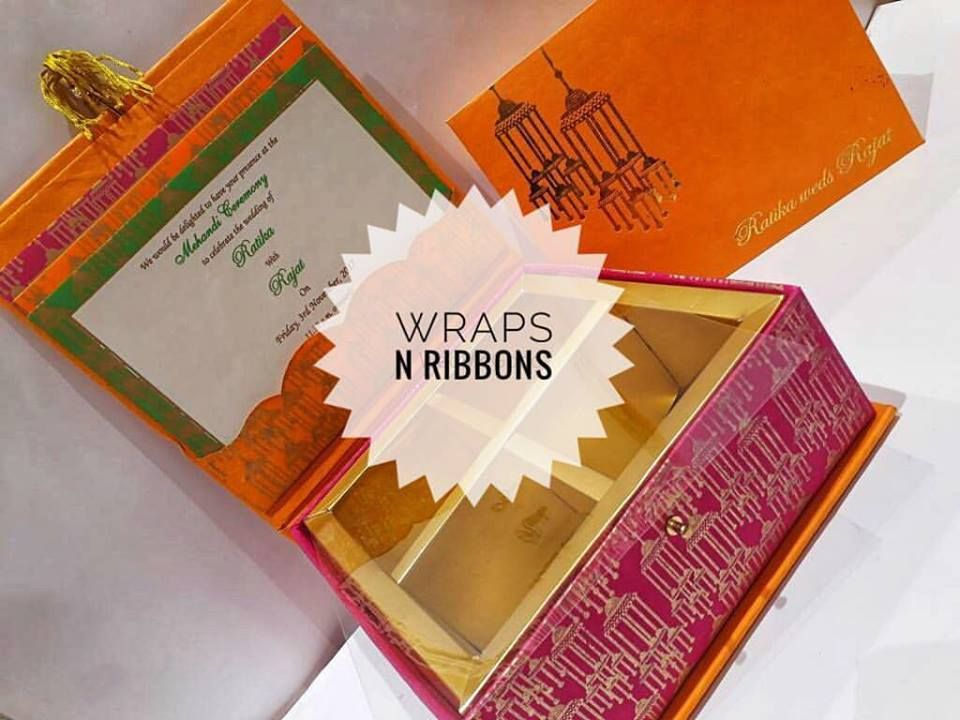 Photo By Wraps N Ribbons - Trousseau Packers