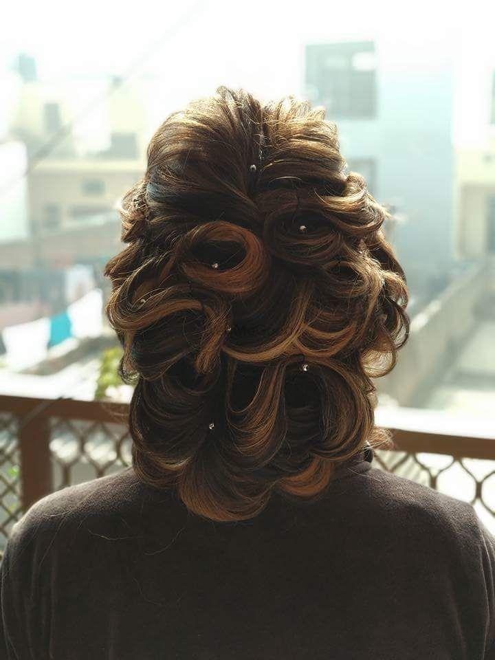 Photo By Golden Scissor Salon - Bridal Makeup
