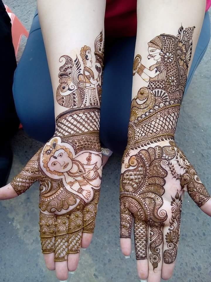 Photo By Anil - Mehendi Artist