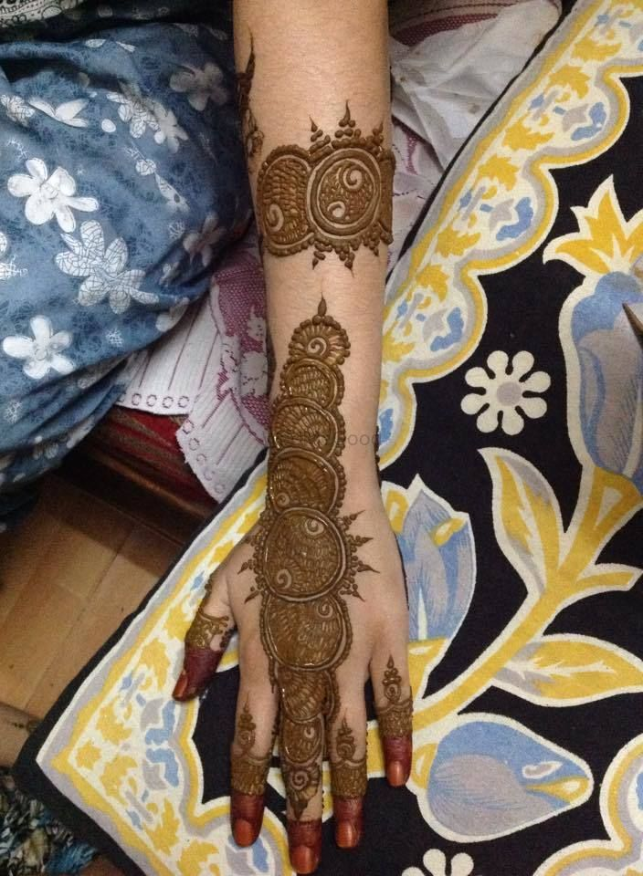 Photo By Mehandi Artist Anjum Fariha - Mehendi Artist