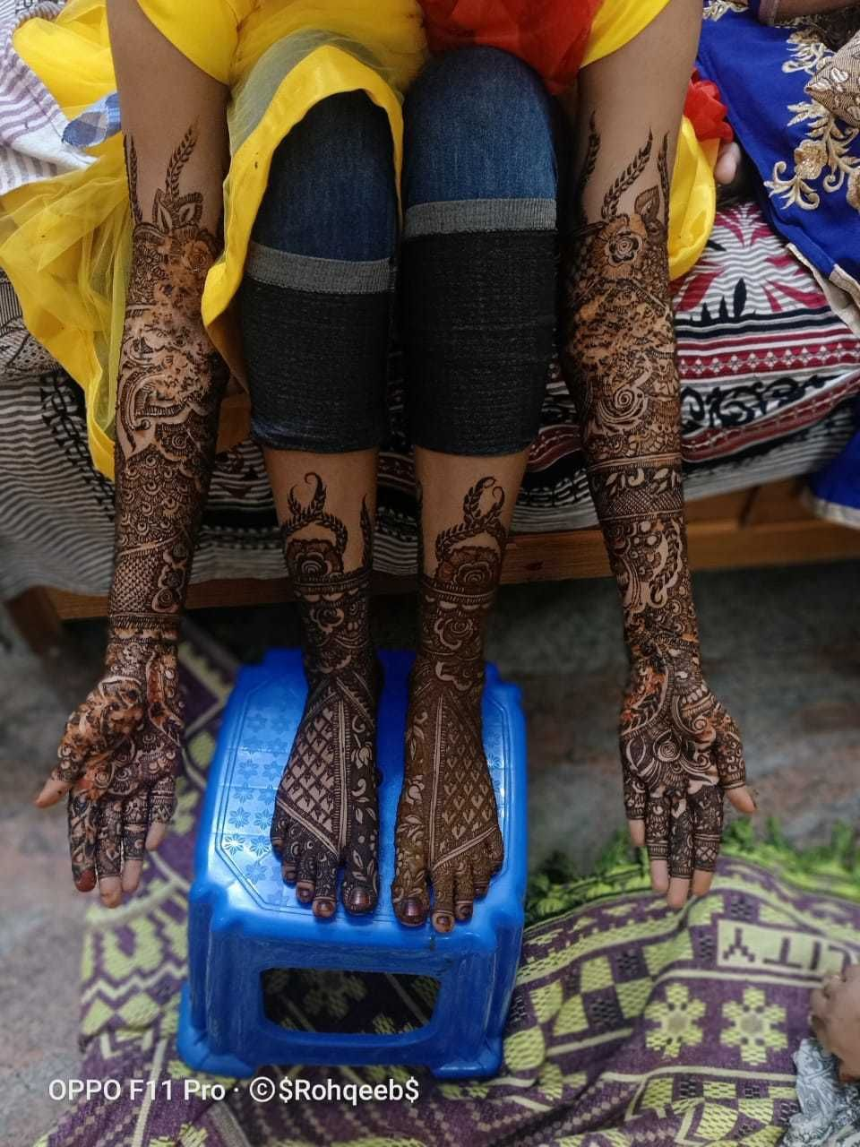 Photo By Mehandi Artist Anjum Fariha - Mehendi Artist