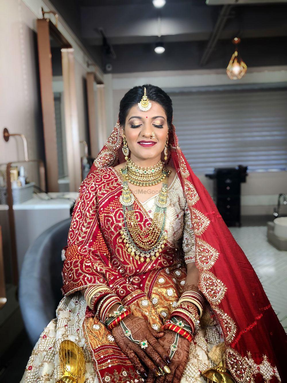 Photo By Blush Salon - Bridal Makeup