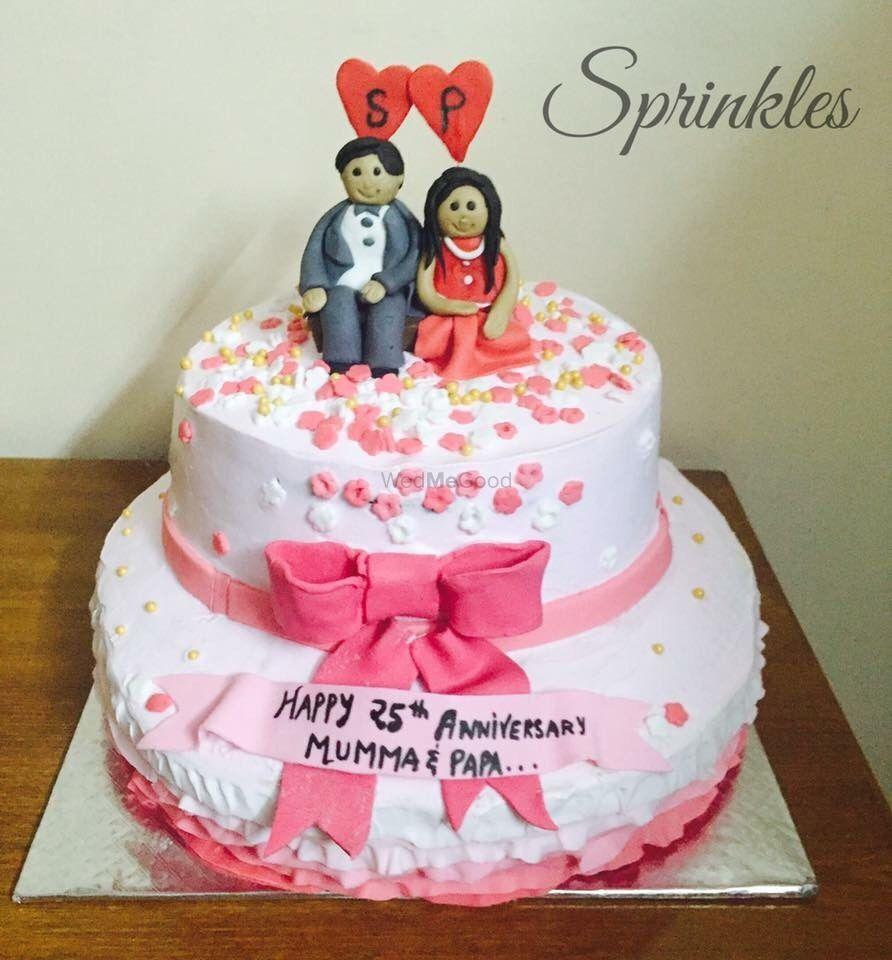 Photo By Sprinkles by Urvashi - Cake