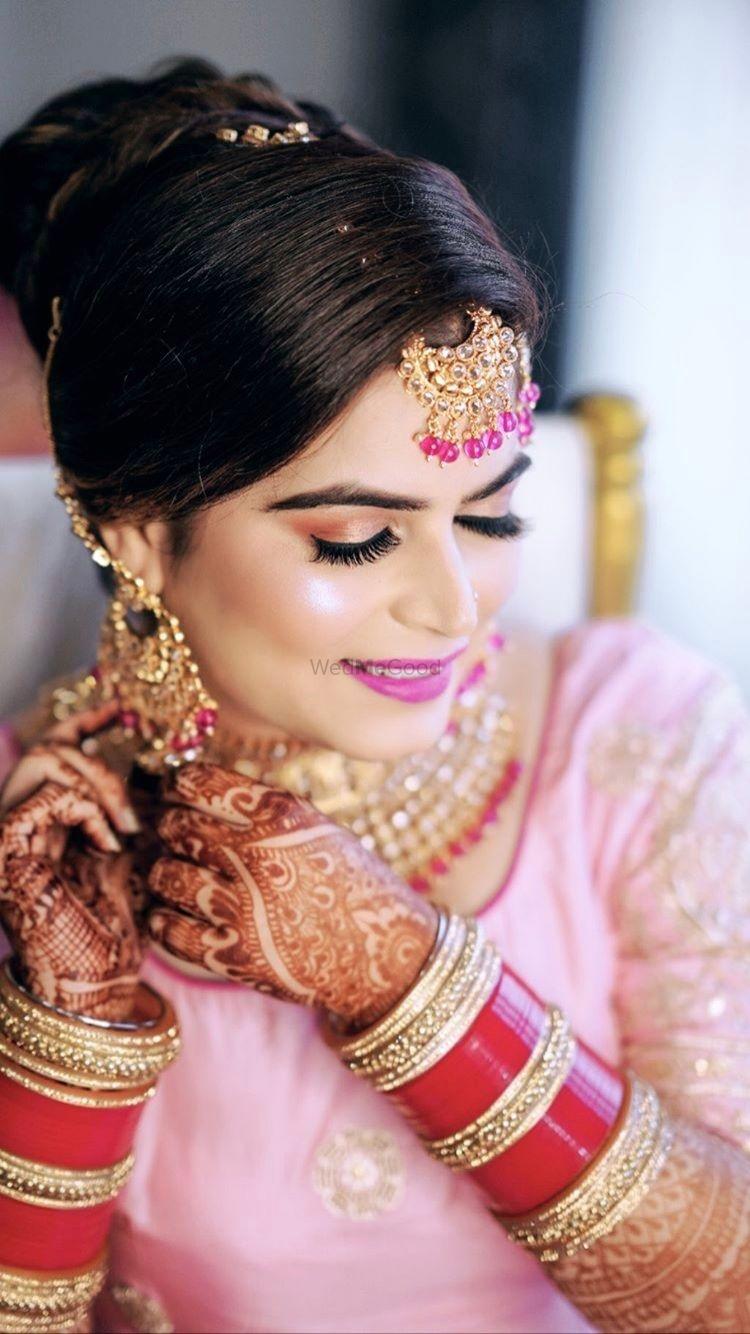Photo By Makeup by Eva Gill - Bridal Makeup