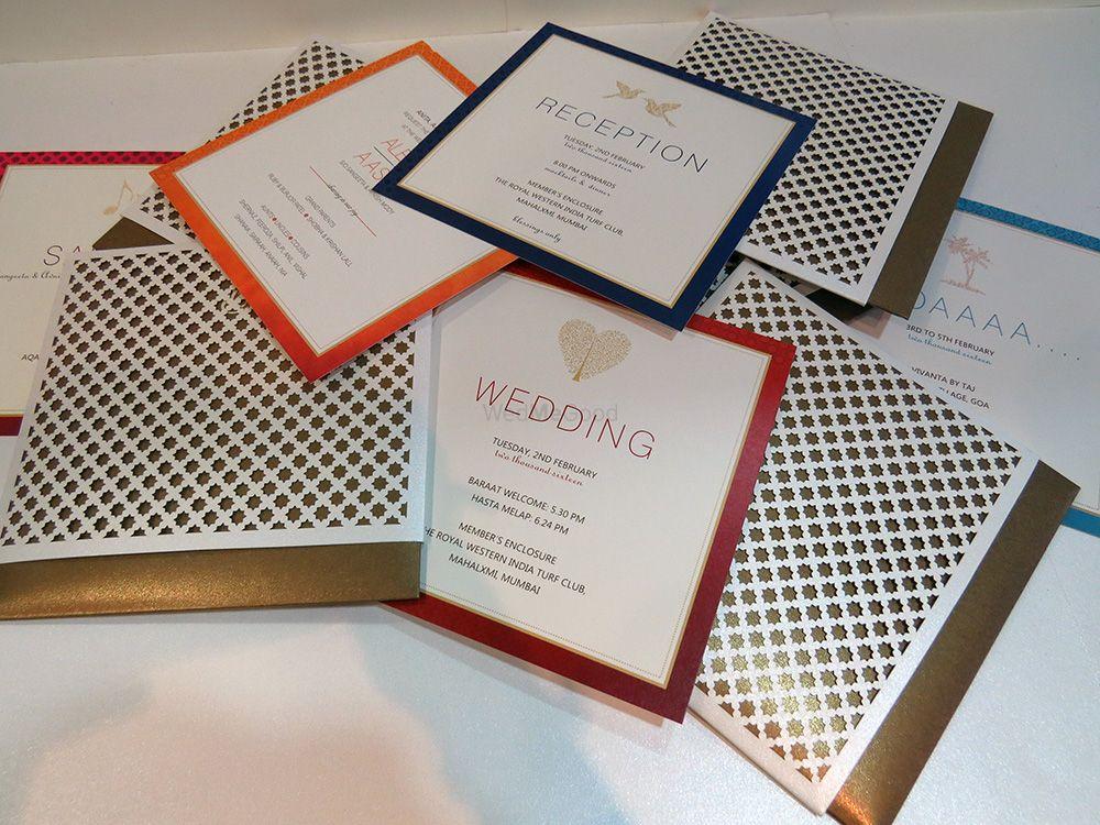 Photo By Krimson Design - Invitations