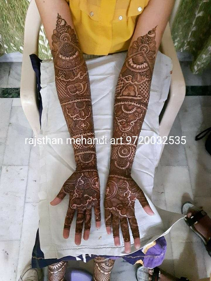 Photo By Rajasthani Mehandi Art - Mehendi Artist