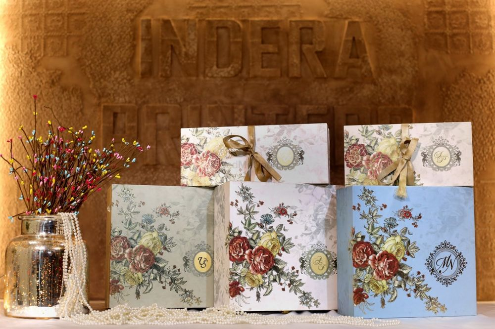 Photo By Indera Printers - Invitations