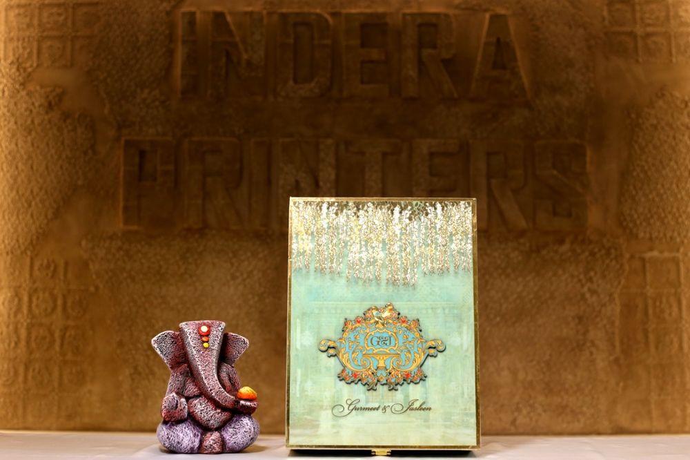 Photo By Indera Printers - Invitations