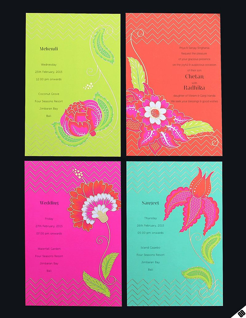 Photo By Design Dimensions - Invitations