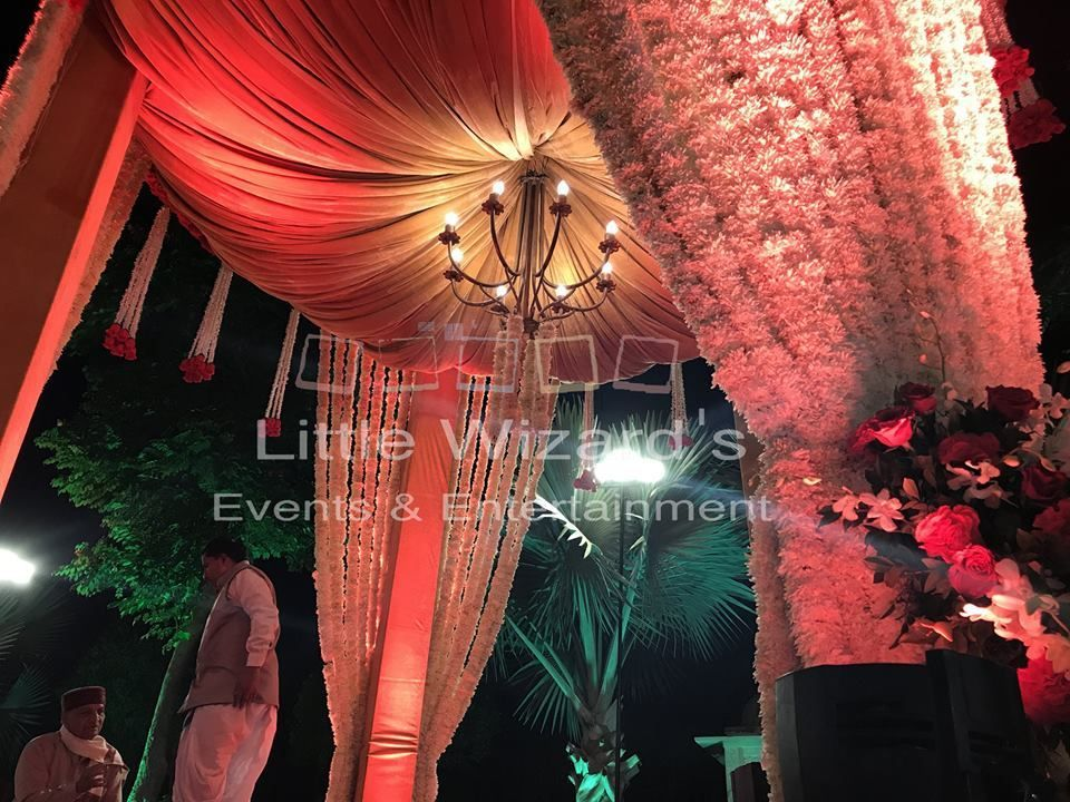 Photo By Little Wizard's Events and Entertainment - Wedding Planners
