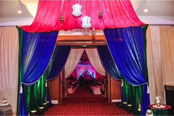 Photo of Arabian theme decor