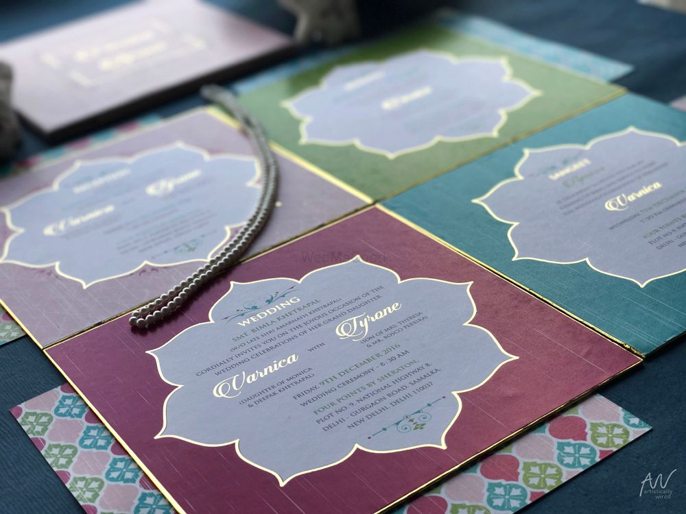 Photo By Artistically Wired - Invitations