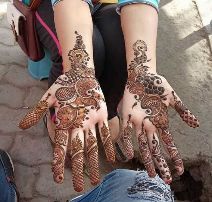 Photo By Anil Mehandi Arts - Mehendi Artist