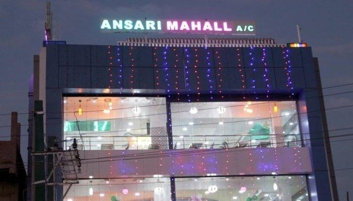 Photo By Ansari Mahal - Venues