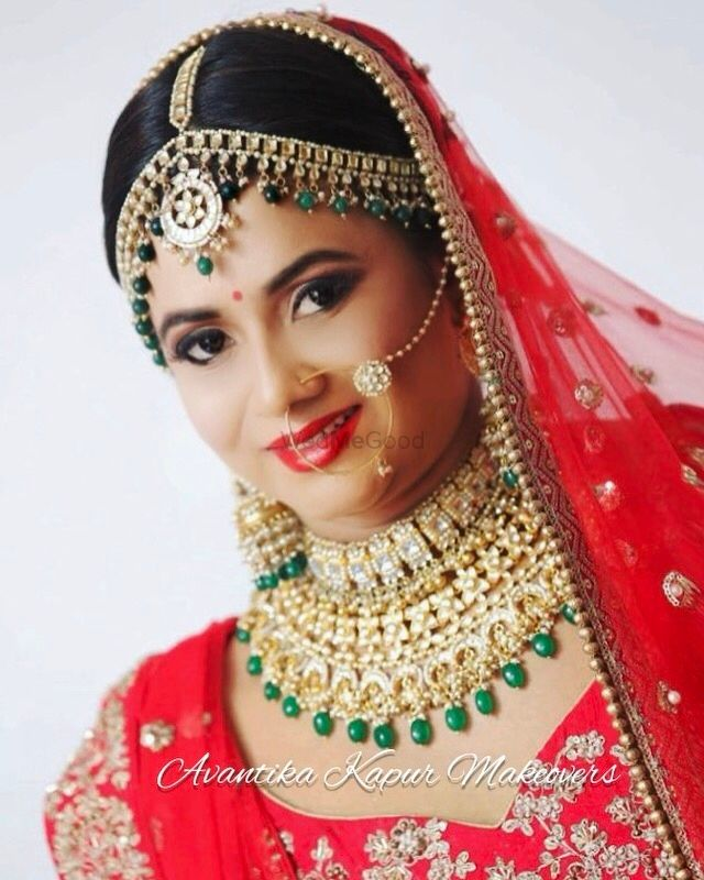 Photo By Avantika Kapur - Bridal Makeup