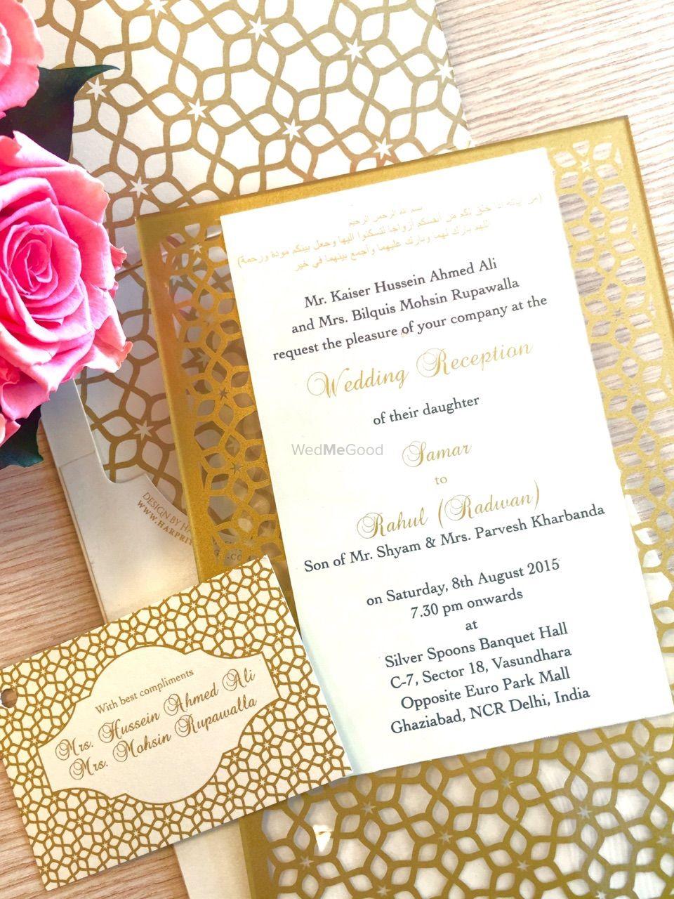 Photo By Design by Harpriya Singh - Invitations
