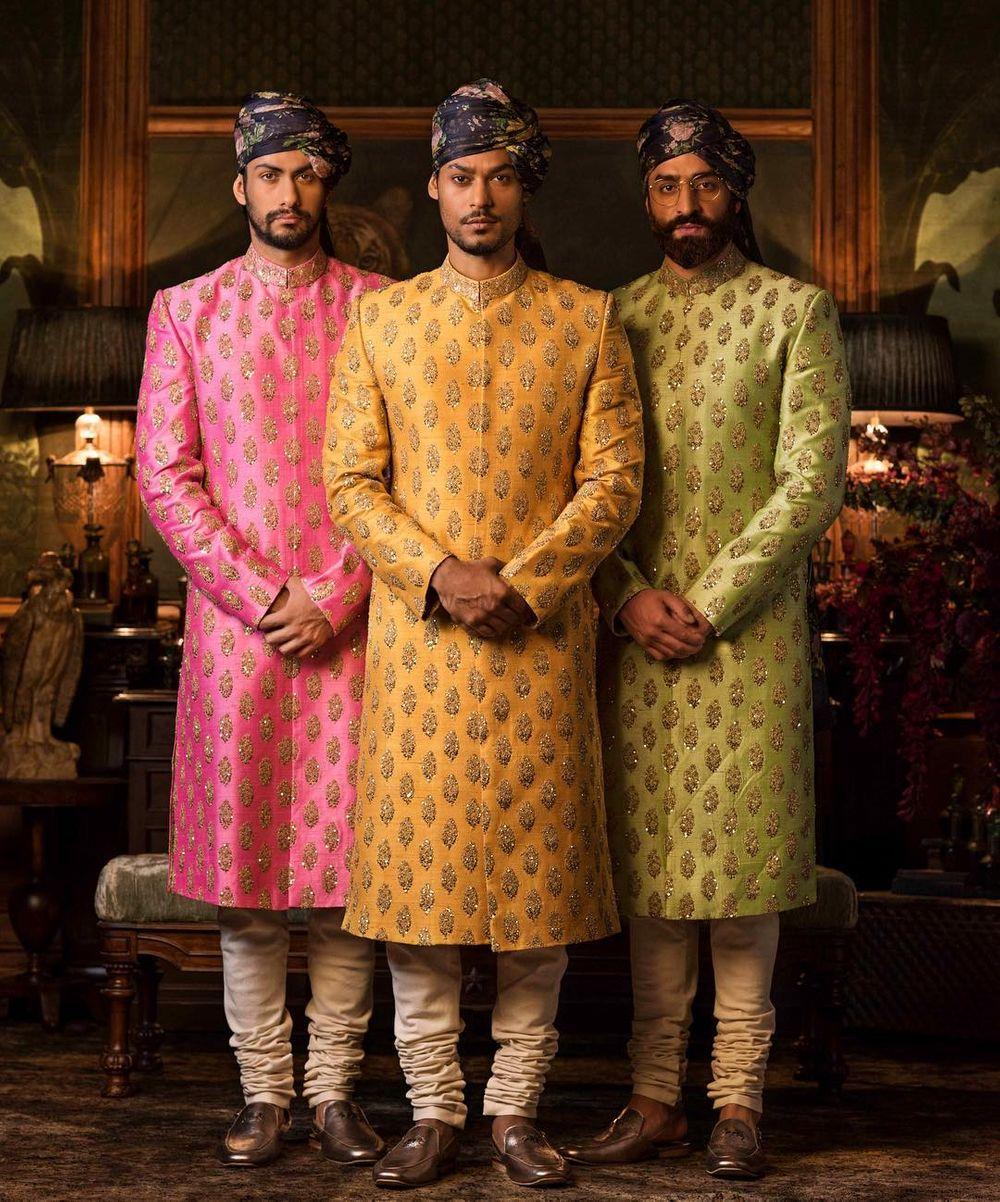 Photo of Sabyasachi Mukherjee Sherwani
