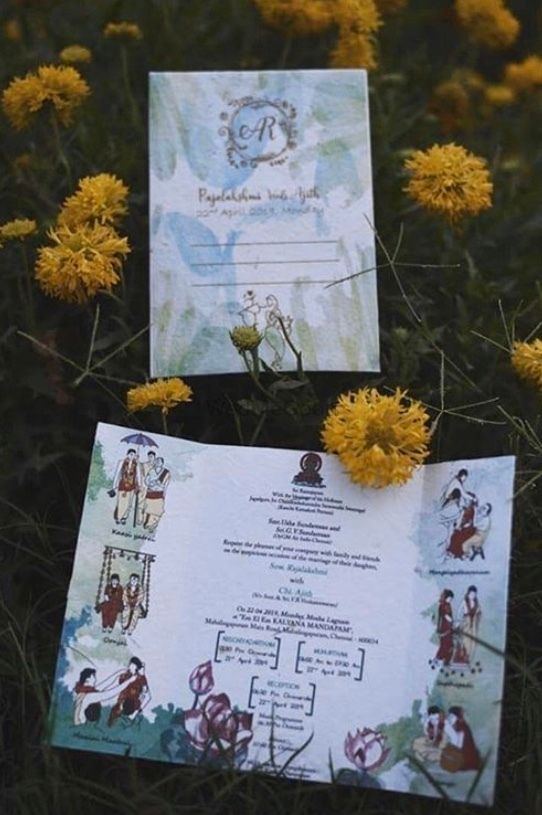 Photo By Doodlebar In - Invitations