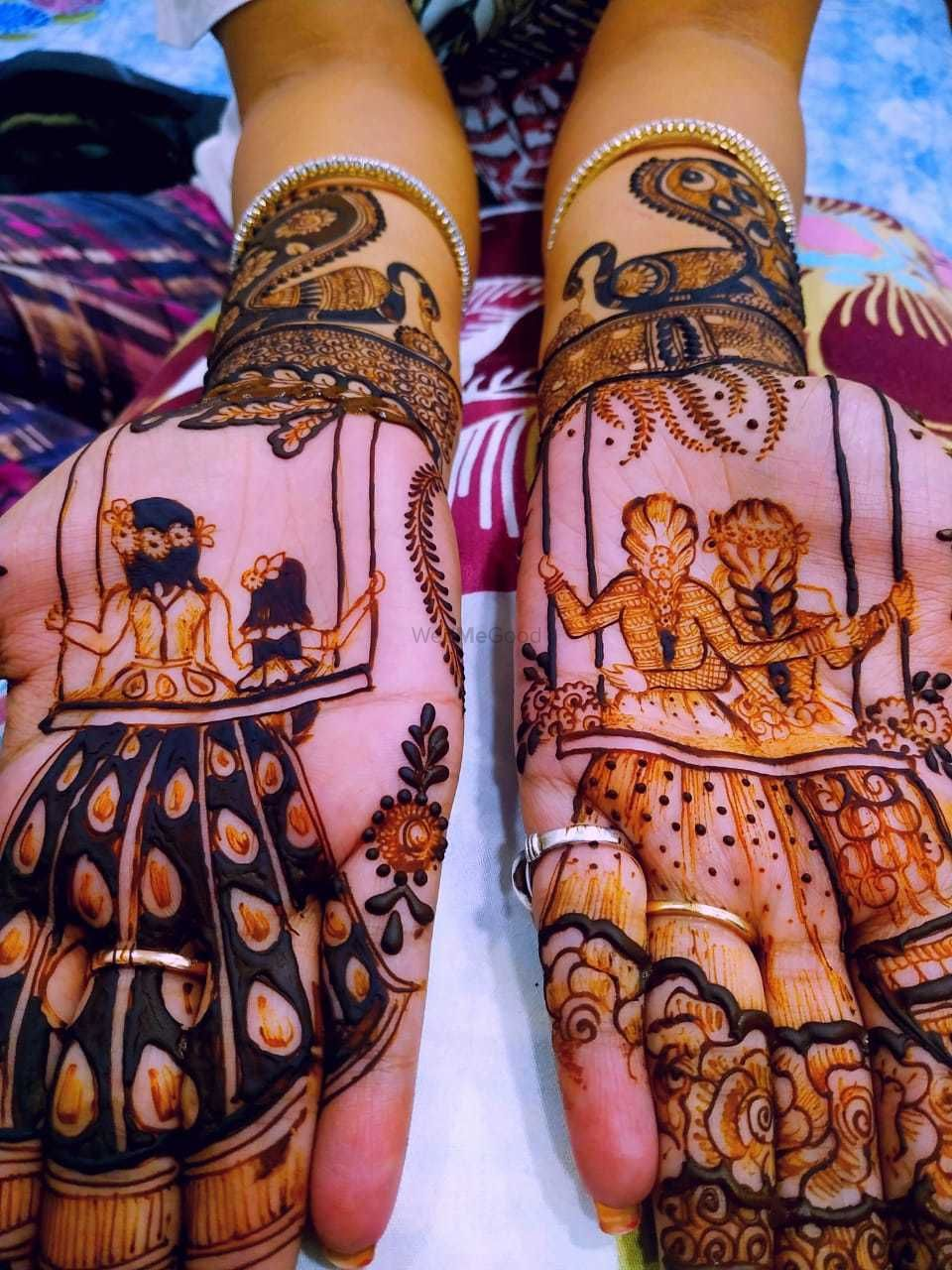 Photo By Anil Mehandi Wala - Mehendi Artist