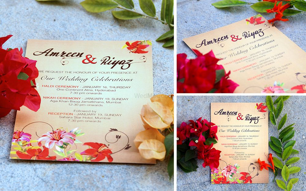 Photo By ThumbSpark Creative - Invitations