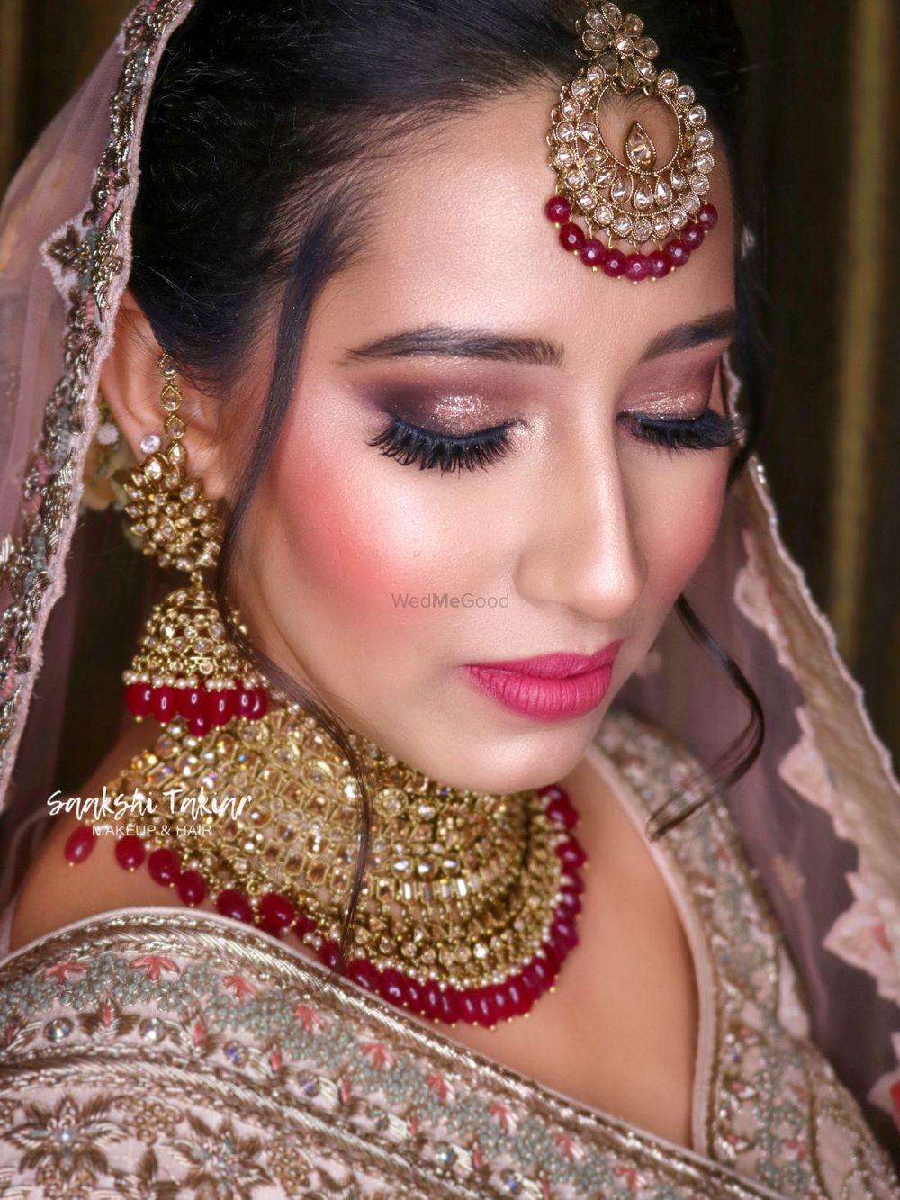 Photo By Makeup by Saakshi Takiar - Bridal Makeup