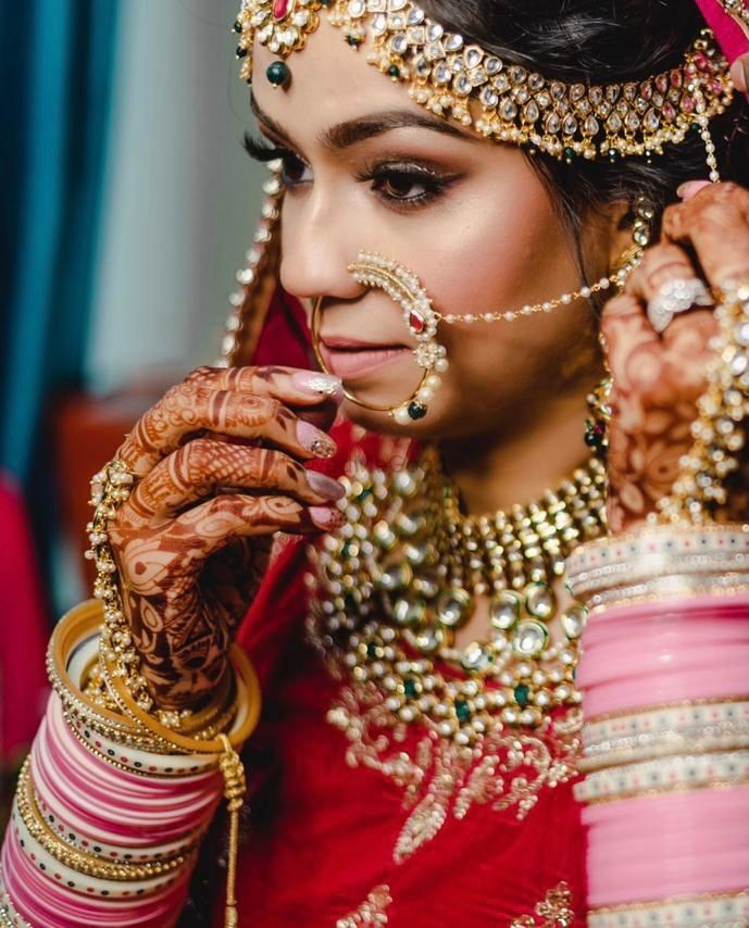 Photo By Makeup by Saakshi Takiar - Bridal Makeup