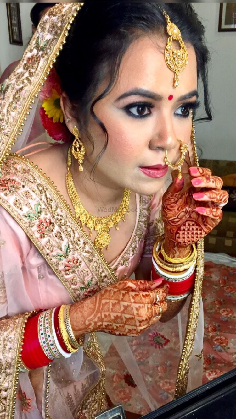 Photo By Karishma Verma - Bridal Makeup