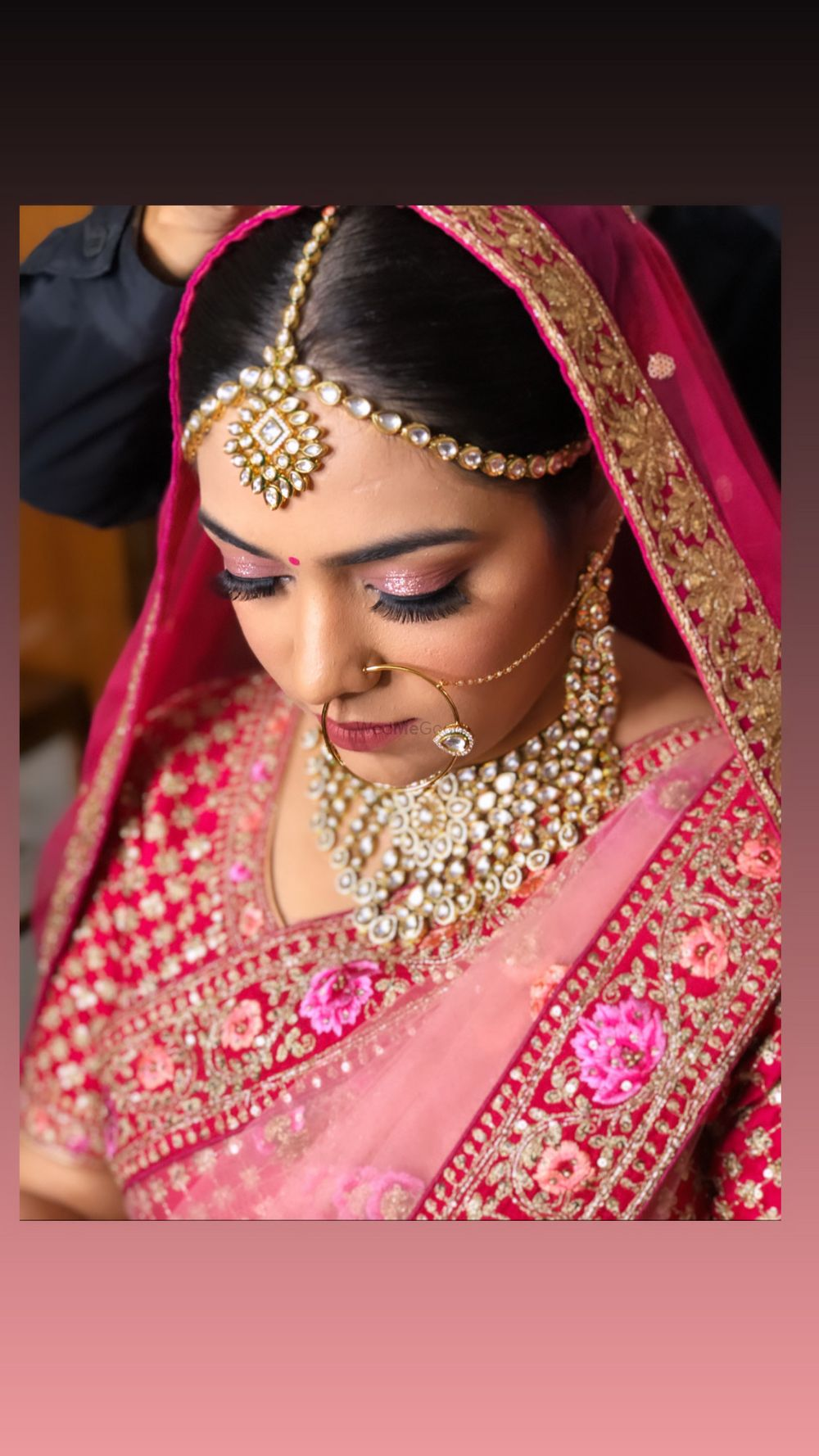 Photo By Aarti Makker - Bridal Makeup