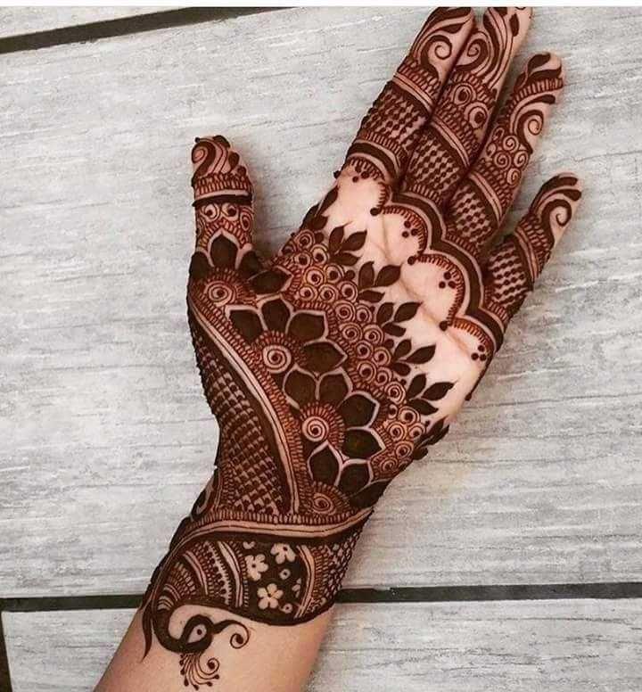 Photo By Aakash Mehendi Art - Mehendi Artist