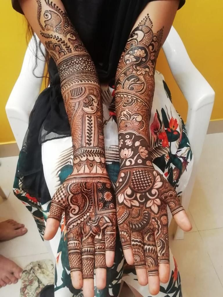 Photo By Aakash Mehendi Art - Mehendi Artist