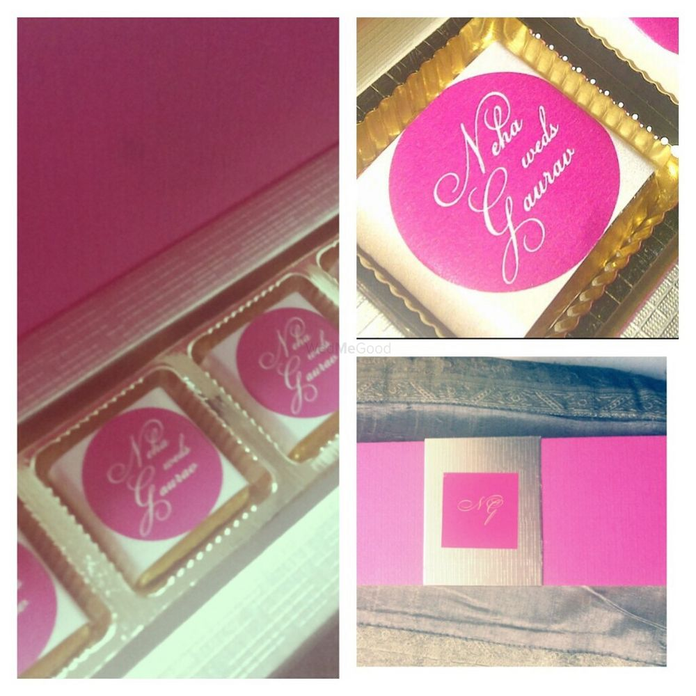 Photo of Fiestas Personalised Chocolates