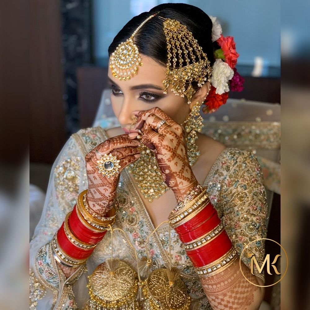 Photo By Mehak Kawatra Makeup Artist - Bridal Makeup