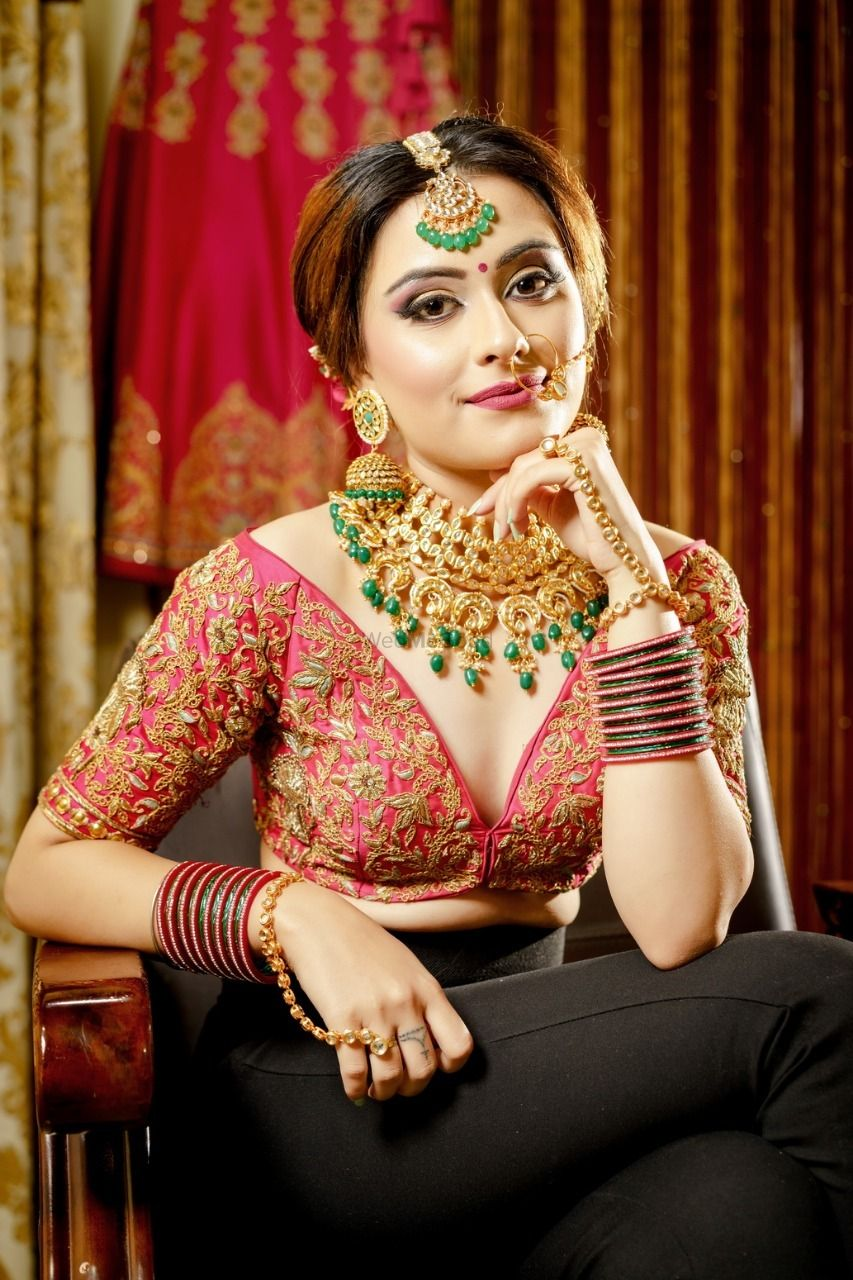 Photo By Vashika Sethi - Bridal Makeup