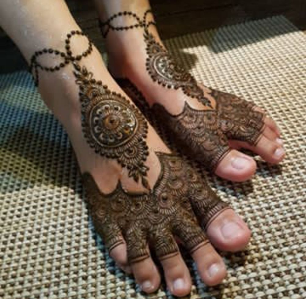 Photo By The Bridal Stain - Mehendi Artist