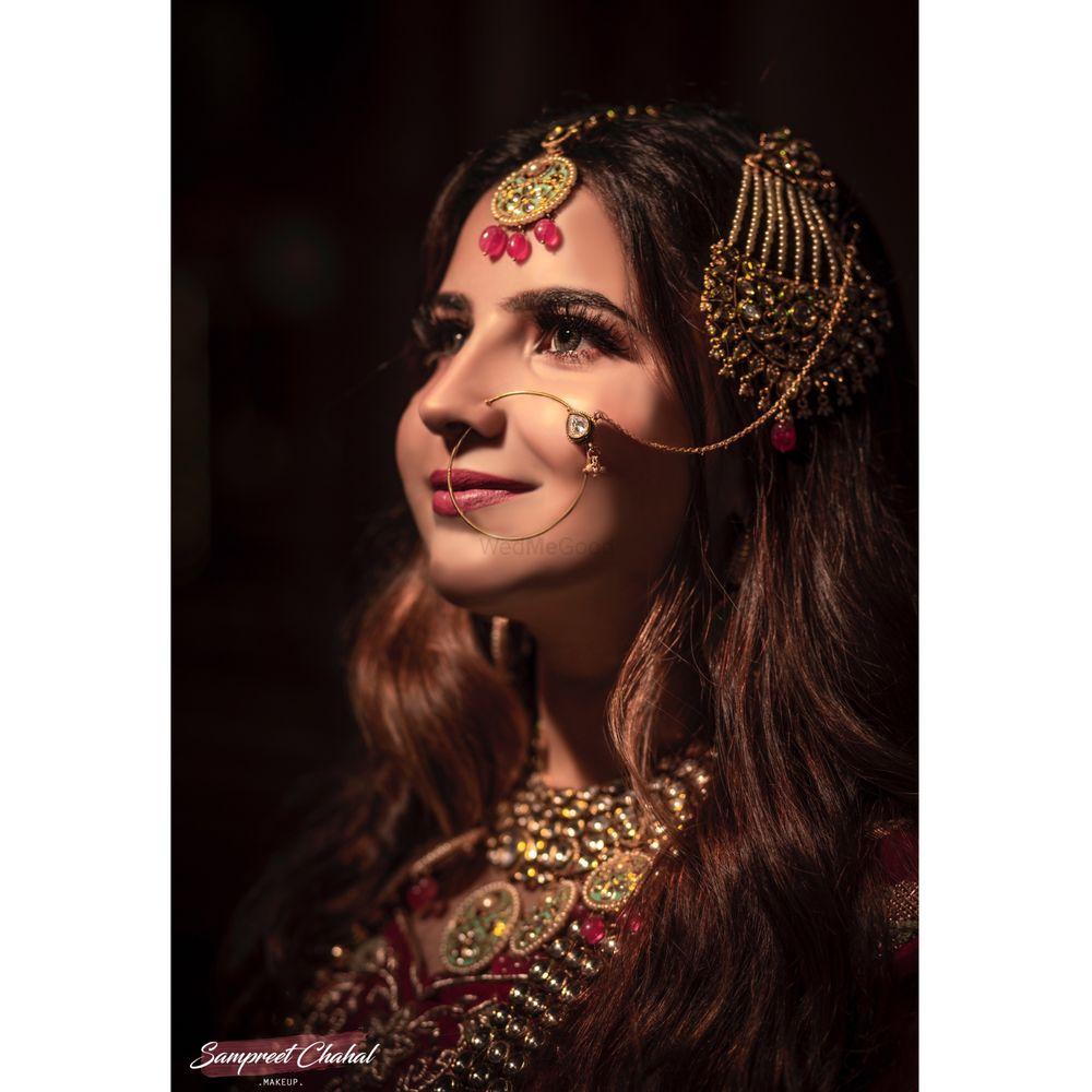 Photo By Sampreet Chahal Makeup  - Bridal Makeup