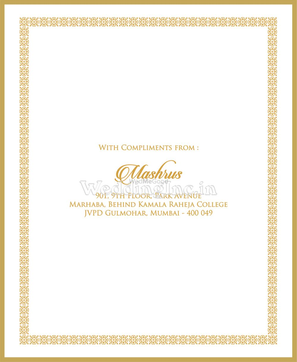 Photo By Wedding Inc - Invitations