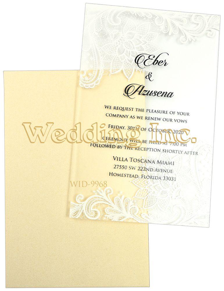 Photo By Wedding Inc - Invitations