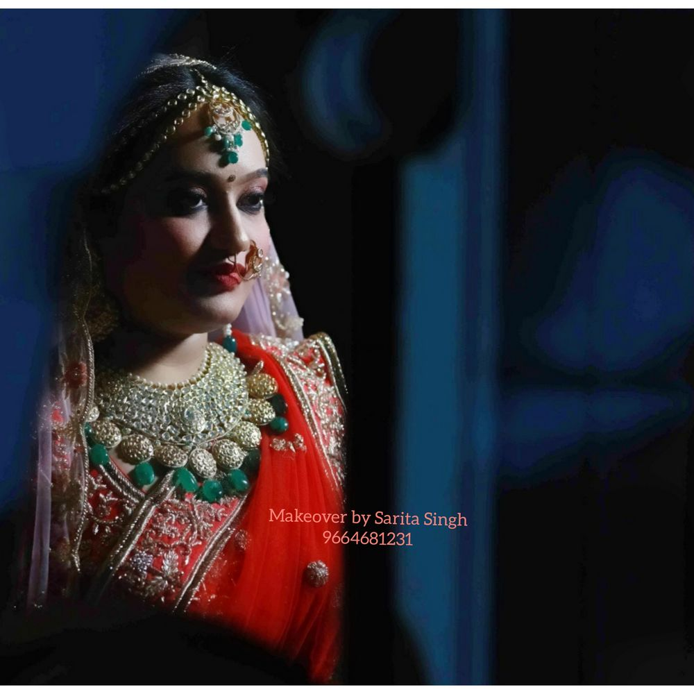 Photo By Sarita Singh - Hair & Makeup - Bridal Makeup
