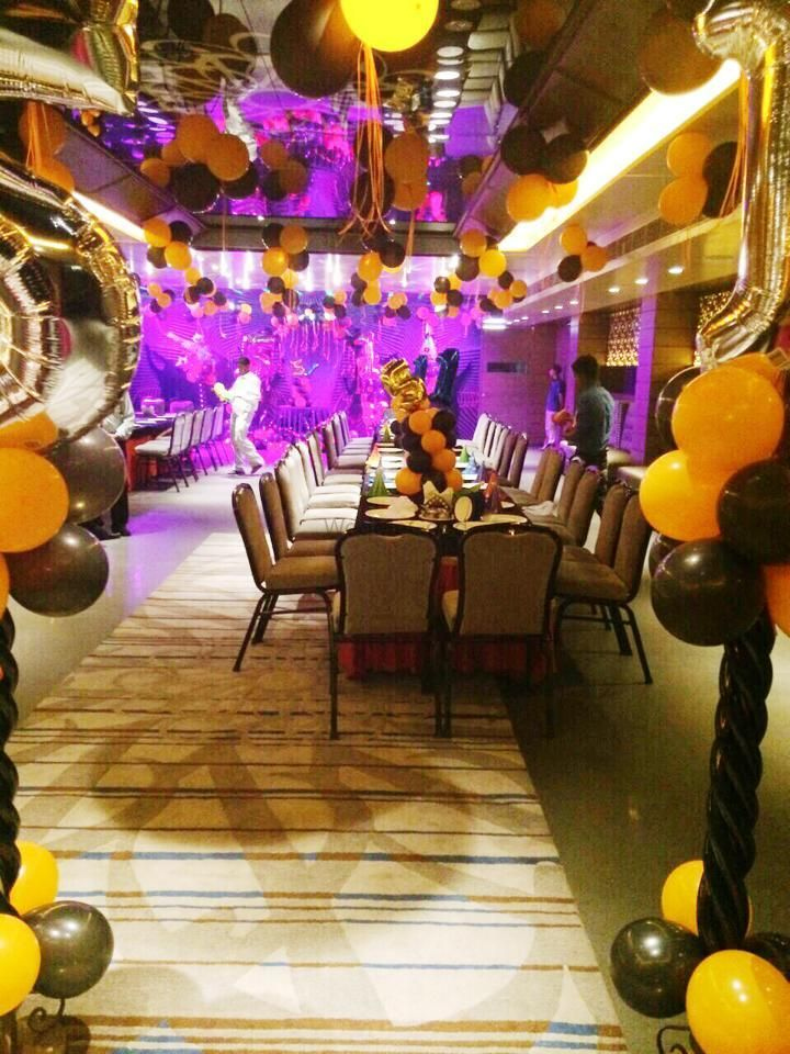 Photo By Black Pearl - The Party Place - Venues